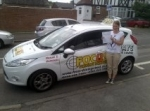 charlotte passed with Focus Driving School