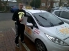Domanic 23/01/13 passed with Focus Driving School
