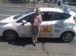 Gazala passed with Focus Driving School