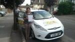 ANINDA passed with Focus Driving School