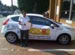 Nima passed with Focus Driving School