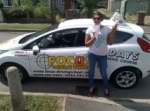 Samantha passed with Focus Driving School