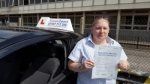 Vanessa Chishall passed with 1 week 2 pass