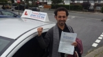 Shlomi Hason passed with 1 week 2 pass