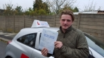 Harry Arnull passed with 1 week 2 pass