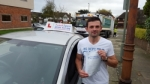 Altin Noj passed with 1 week 2 pass