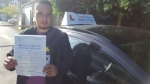 Matthew Campbell passed with 1 week 2 pass