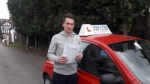 Matthew Harris passed with 1 week 2 pass