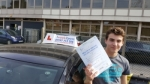 Ollie Branley passed with 1 week 2 pass
