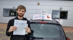 Harry Nurse passed with 1 week 2 pass