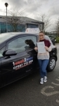 Shannon Iuannou passed with 1 week 2 pass