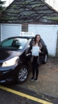 Beth Abbott passed with 1 week 2 pass