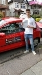 Connor passed with 1 week 2 pass
