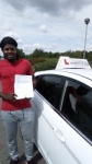 Denzil passed with 1 week 2 pass