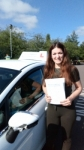 Lisabeth passed with 1 week 2 pass