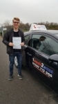 Frazer Briers passed with 1 week 2 pass