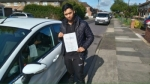Ahidul Hoque passed with 1 week 2 pass