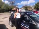 Shazin passed with 1 week 2 pass