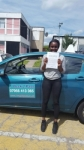Melanie Ibeziako passed with 1 week 2 pass