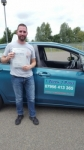 Francesco Tomasino passed with 1 week 2 pass