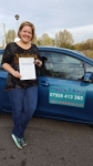 Brandi Stevens passed with 1 week 2 pass