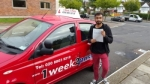 Azim passed with 1 week 2 pass
