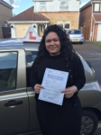 Onnay Mustafa passed with 1 week 2 pass