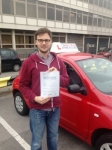 Anton Novoselov passed with 1 week 2 pass