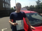 Arturs Ivanous passed with 1 week 2 pass