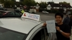 Jason Zixuan passed with 1 week 2 pass
