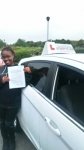 Joselyn passed with 1 week 2 pass