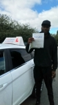 Kamale passed with 1 week 2 pass