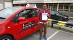 Musammil passed with 1 week 2 pass