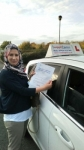 Suad passed with 1 week 2 pass