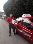 Pran Petal passed with 1 week 2 pass
