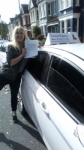 Jennifer passed with 1 week 2 pass