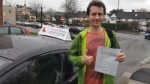 Aleksandre Makorov passed with 1 week 2 pass