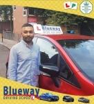 Mujahid Miah passed with Blueway Driving school