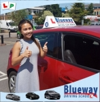 Driving School W9 passed with Blueway Driving school