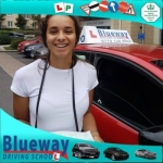 Driving Lessons NW8 passed with Blueway Driving school
