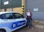 Jae passed with Blueway Driving school