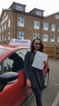Driving Lessons Maida Vale W9 passed with Blueway Driving school