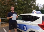Robert passed with Blueway Driving school