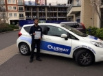 Samir passed with Blueway Driving school