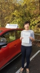 Jing Gao passed with Blueway Driving school