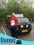 Driving Lessons In NW2 passed with Blueway Driving school