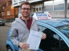 Andy passed with Francos Driving School