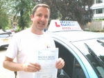 Ben passed with Francos Driving School