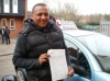 Calvin passed with Francos Driving School