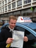 Charlie passed with Francos Driving School